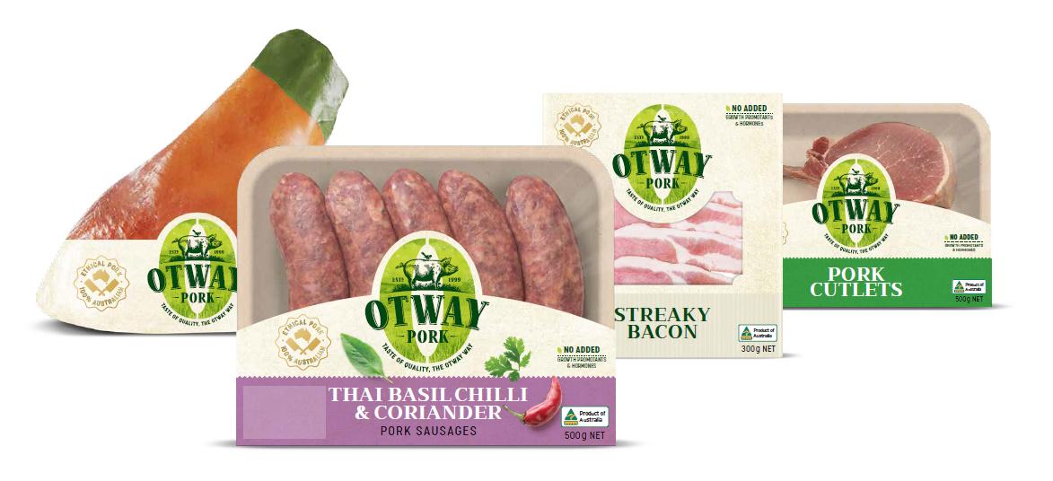 otway pork retail products